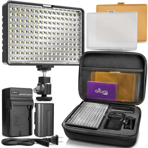 Altura Photo 160 on-camera LED lights