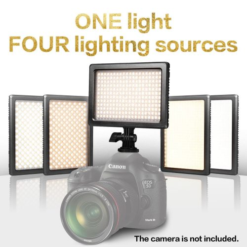 Nanguang on-camera LED lights