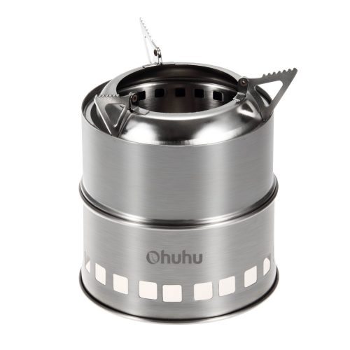 Ohuhu174 Camping Portable Wood Stove