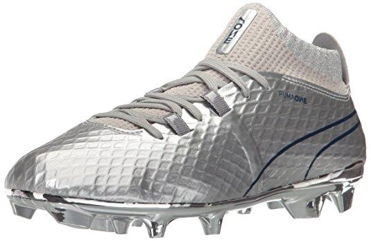 PUMA Kids' One Chrome FG Jr Soccer-Shoes