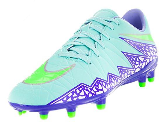 NIKE Women's Hypervenom Phelon II FG Soccer Shoes