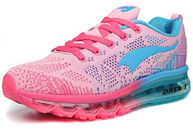 253eab6ebb9 Top 10 Best Running Shoes For Women in 2019. 10. ONEMIX Womens Air Cushion  Outdoor Sport Running Shoes Lightweight Casual Sneakers ...