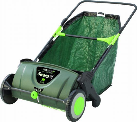 Yardwise 23630-YW Sweep It 21-Inch Push Lawn Sweeper
