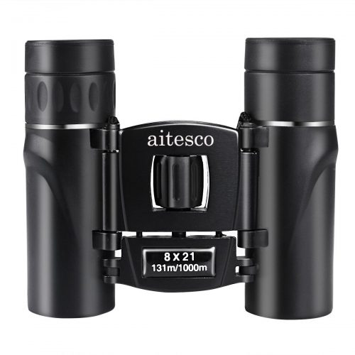 Aitesco 8X21 High Powered Compact Binoculars Telescope - Compact Binoculars