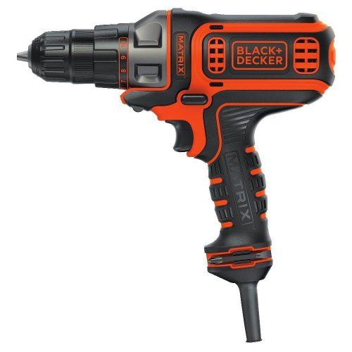 BLACK+DECKER BDEDMT Matrix AC Drill - Corded Drill