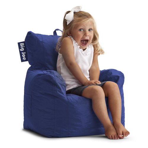 Big Joe Cuddle Chair, Sapphire - Toddler Chairs
