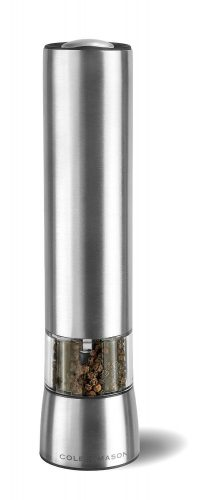 COLE & MASON Hampstead Electric Pepper Grinder