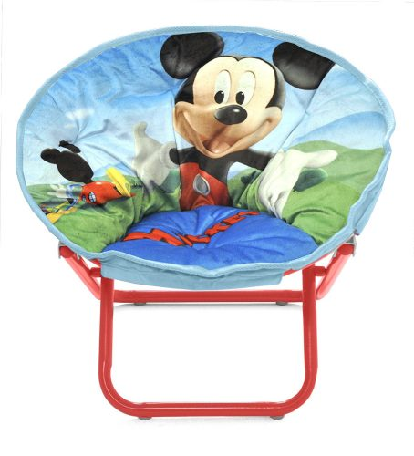 Disney Mickey Mouse Toddler Saucer Chair - Toddler Chairs