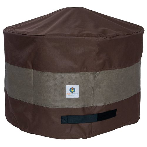 Duck Covers Ultimate Round Fire Pit Cover - fire pit covers