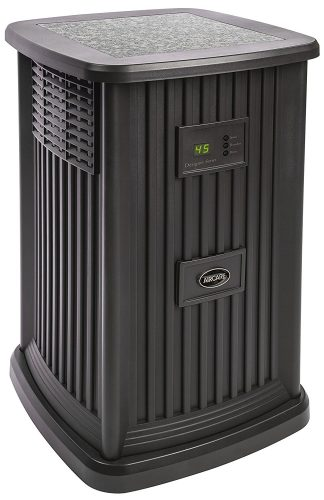 Essick Air AIRCARE EP9 800 Digital Whole-House Pedestal-Style Evaporative Humidifier, Espresso - Whole House Humidifier
