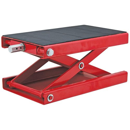 Extreme Max 5001.5044 Wide Motorcycle Scissor Jack - Motorcycle Lift Jacks