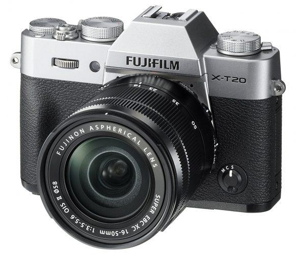 Fujifilm X-T20 Mirrorless Digital Camera - Mirrorless Camera