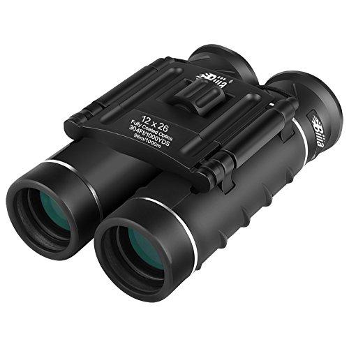 G4Free 12x25 Compact Binoculars - Compact Binoculars