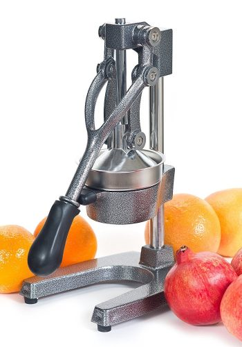Large Commercial Juice Press Citrus Juicer, Manual Juicer Juices Pomegranate,Oranges, Lemons, Limes, And Grapefruits Juicing Is Fast Easy And Clean - Manual Juicer