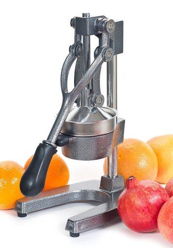 Large Commercial Juice Press Citrus Juicer, Manual Juicer Juices Pomegranate,Oranges, Lemons, Limes, And Grapefruits Juicing Is Fast Easy And Clean - Manual Juicer