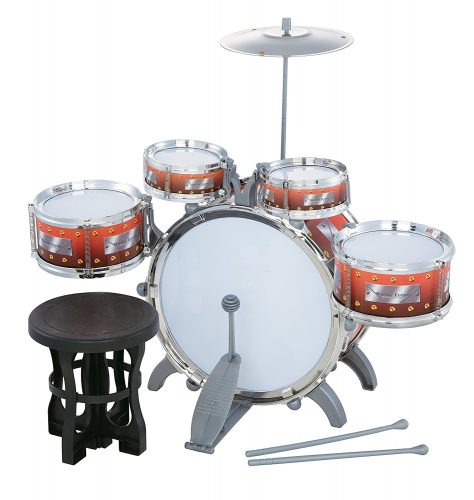 Liberty Imports Drum Set