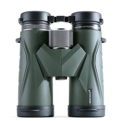NOCOEX 10x42 HD Roof Prism Compact Binoculars - Compact Binoculars