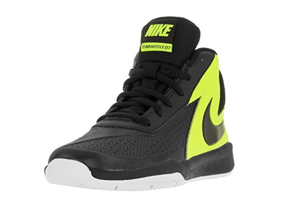 4ed21e2d23ba2 Nike Boy s Team Hustle D 7 Basketball Shoe - Basketball Shoes for Kid