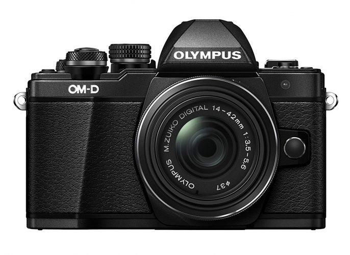 Olympus OM-D E-M10 Mark II Mirrorless Digital Camera- Mirrorless Camera