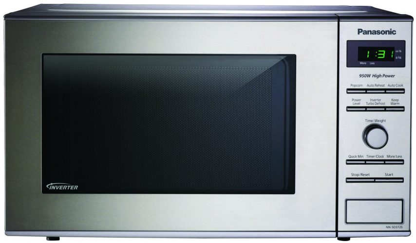 Panasonic NN-SD372S Stainless -steel Microwave Oven