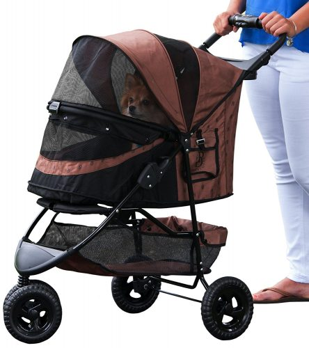 Pet Gear No-Zip Special Edition Pet Stroller