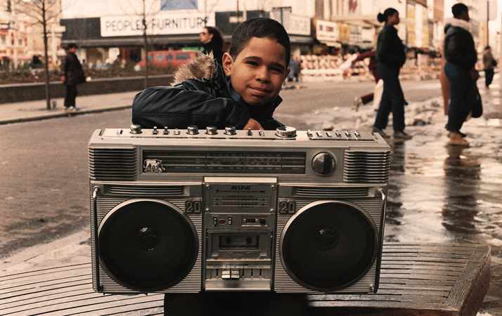 Portable Boomboxes