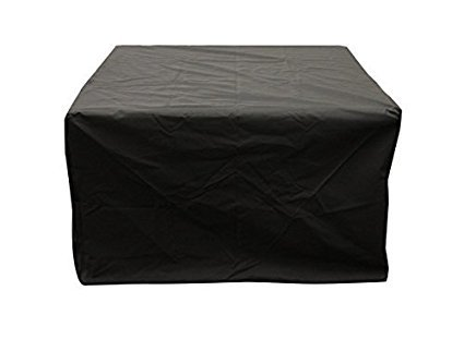 Quickflame Gas firepit cover 31 inches by 31 inches - fire pit covers