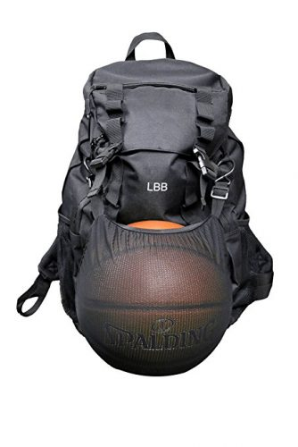 STRENGTH Basketball / Soccer Backpack - Laptop School Team Bag - Basketball Bags