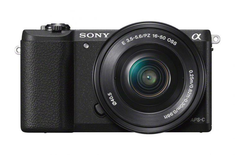 Sony a5100 16-50mm Mirrorless Digital Camera - Mirrorless Camera
