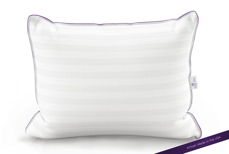 The Original Queen Anne Pillow - Down pillows