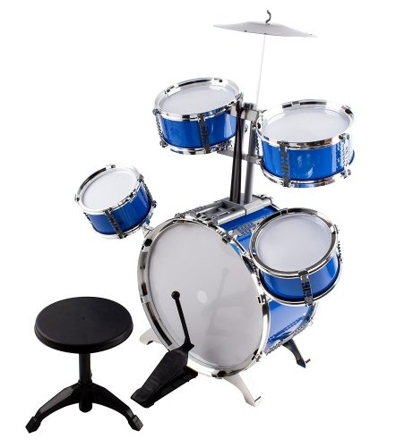 Vokodo Classic Rhythm Toy Drum Set