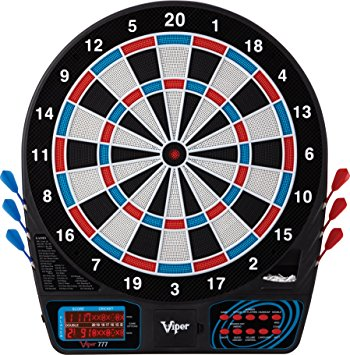 Viper 777 Electronic Soft Tip Dartboard - Electronic Dart Boards