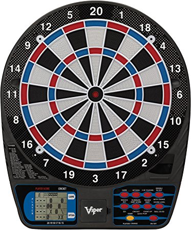 Viper 787 Electronic Soft Tip Dartboard - Electronic Dart Boards