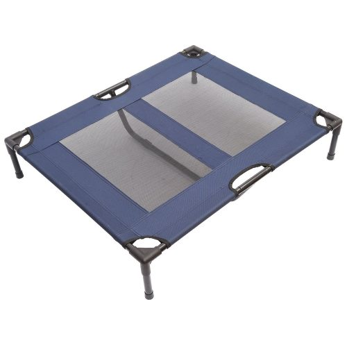 PawHut Elevated Dog Bed/Pet Cot