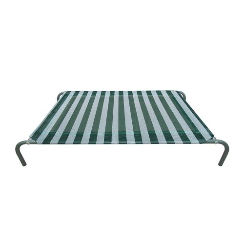 Allmax Elevated Pet Bed with Mesh Fabric and Steel Frame