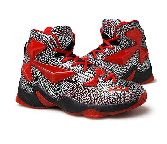 No.66 Town Men's Performance Shock Absorption Running Shoes Sneaker Basketball Shoes