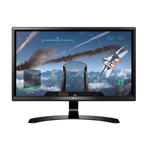 LG 24UD58-B24-Inch 4K UHD IPS Monitor with FreeSync