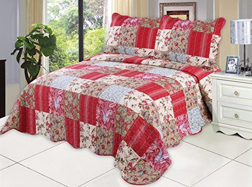 English Roses Quilt set