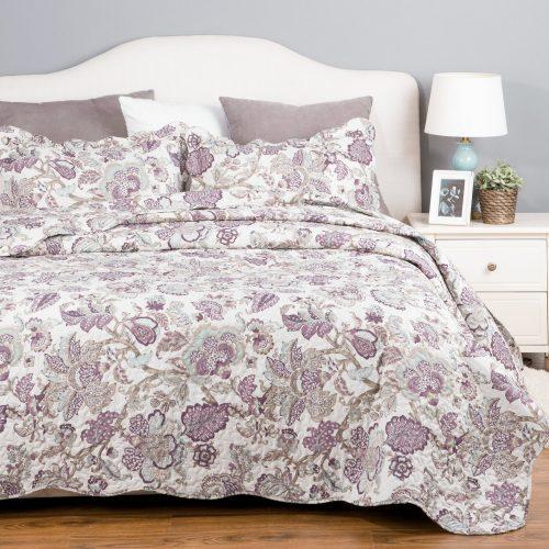 Bedsure Spring Bedding Quilt Set