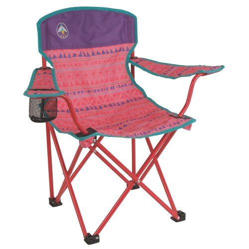 Coleman quad kids chair