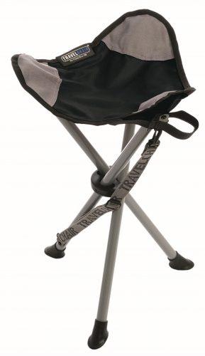 Travel chair slacker chair
