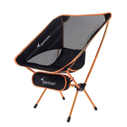 Sportneer camping chair and table