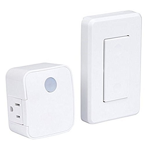 Westek RFK1600 LC Indoor Wireless Switch-1 Outlet