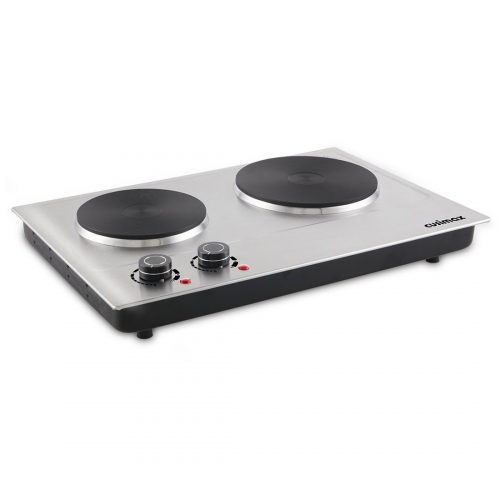 Climax 1800W Double Hot Plate