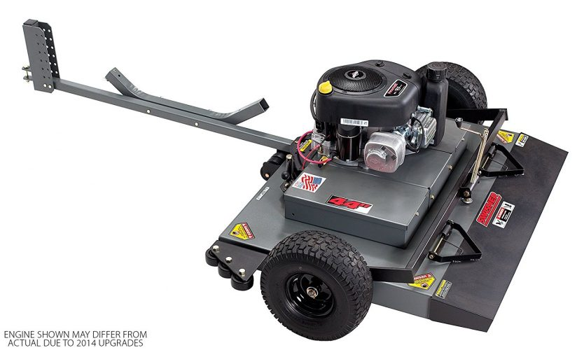 Swisher FCE11544BS 11.5 HP 44-Inch Electric Start Finish Cut Trail Mower