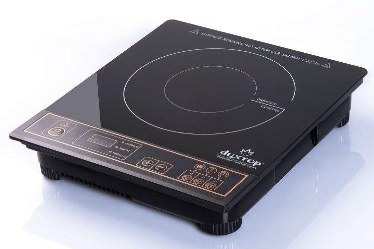 Duxtop 8100MC 1800W Portable Induction Cooktop Countertop Burner