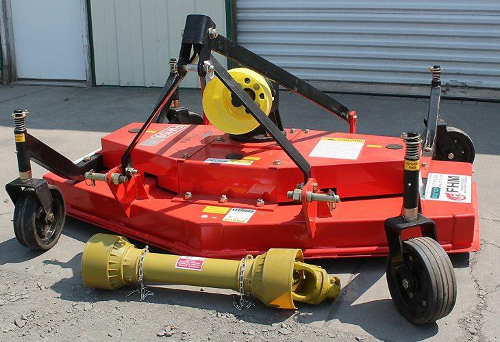 Farmer Helper 5 Foot Finish Mower CatI 3pt 16 HP Rating FH FM150