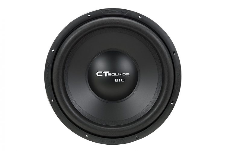 CT Sounds Bio 2.0 12 Inch Car Subwoofer Dual 4 Ohm B01M5H3PRX
