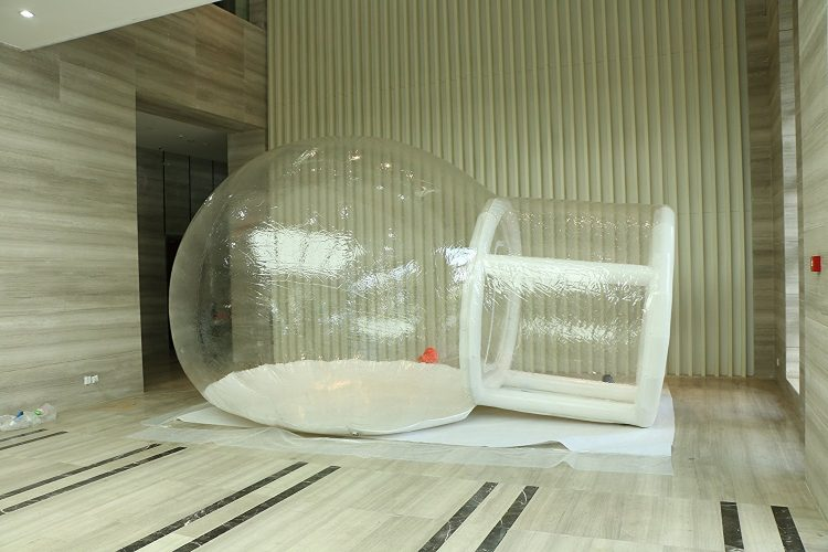 Bubble Tent- Inflatable Transparent Bubble Tent, Clear Outdoor Camping Tent, Camping Bubble, a Joyfay Product