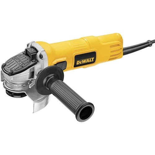 DEWALT DWE4011 Small Angle Grinder with One-Touch Guard, 4-1/2 –Inch